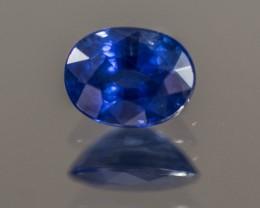 Blue Sapphire 1.45 ct Sri Lanka GPC Lab