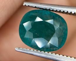 2.25 Crt Rare Grandidierite Faceted Gemstone