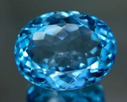 20.45 Crt Topaz Faceted Gemstone