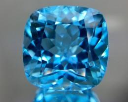 23.65 Crt Topaz Faceted Gemstone