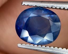 1.65 Crt Sapphire Faceted Gemstone