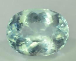 Top Color 15.80 ct Untreated Aquamarine