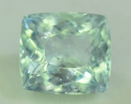 Top Color 11.20 ct Untreated Aquamarine