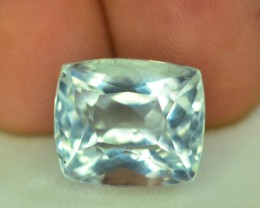Top Color 12.10 ct Untreated Beryl Aquamarine~Skardu Pakistan
