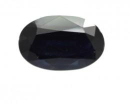 1.02cts Natural Australian Blue Sapphire Oval Shape