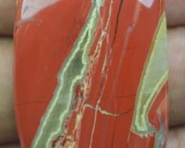 58.65  CT BEAUTIFUL JASPER GEMSTONE (NATURAL+UNTREATED) x13-53