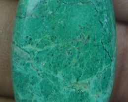 CHRYSOCOLLA STONE 38.80 Ct Natural Cabochon x3-292