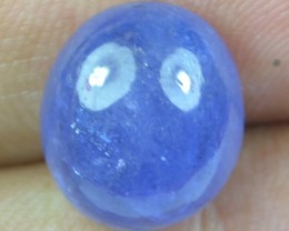 9.75 Ct Tanzanite Cabochon (Natural+Untreated) X39-58