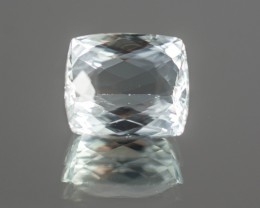 White Goshenite 9.85 ct Pakistan GPC Lab