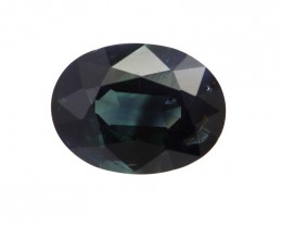 1.12cts Natural Australian Blue Sapphire Oval Shape