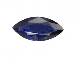 0.77cts Natural Australian Blue Sapphire Marquise Shape