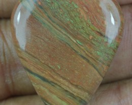 28.95 CT BEAUTIFUL STRIPED JASPER (NATURAL+UNTREATED) X32-61