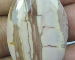 57.05  Cts Peanut Wood Jasper Natural Cabochon x20-57