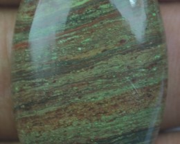 32.25 CT BEAUTIFUL STRIPED JASPER (NATURAL+UNTREATED) X32-130