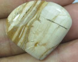 32.40 Cts Peanut Wood Jasper Natural Cabochon x20-58