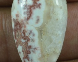 21.55 CT CRAZY LACE AGATE  BEAUTIFUL NATURAL CABOCHON x7-32