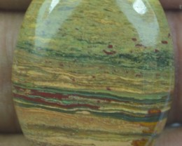 35.50 CT BEAUTIFUL STRIPED JASPER (NATURAL+UNTREATED) X32-141