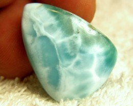 GORGEOUS &TRULY RARE LARIMAR ~ 41.38cts ~ WINNERS PRIZE