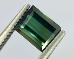 0.94 Crt Natural Tourmaline Beautiful Faceted Gemstone (MG 25)