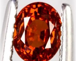 Blazing Hot Orange Namibian Mandarin Garnet VVS gem
