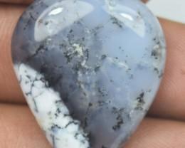 31.90 Cts Dendrite Opal Natural Cabochon x4-222
