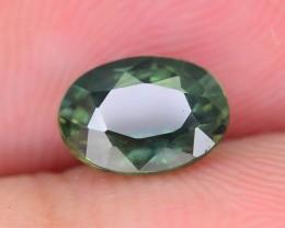 Lovely 1.31 ct Greenish Sapphire SKU.10