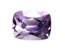 6.33cts Natural Purple Amethyst Cushion Shape