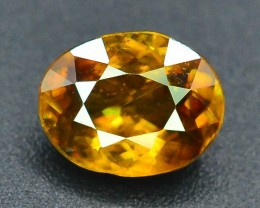 Stunning Brilliance 1.40 ct Titanite Sphene