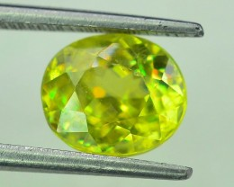 Stunning Brilliance 1.65 ct Titanite Sphene