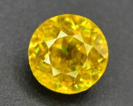 Stunning Brilliance 1.60  ct Titanite Sphene