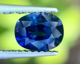 1.19 Cts Magnificent Royal Blue Sparkling Sapphire