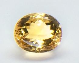 13.75 Crt Natural Citrine Faceted Gemstone (CR 02)