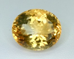 11.50 Crt Natural Citrine Faceted Gemstone (CR 04)
