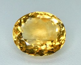 6.79 Crt Natural Citrine Faceted Gemstone (CR 06)