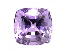 7.86cts Natural Purple Amethyst Cushion Shape