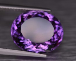 No Reserve 9.80 Crts deep color  Amethyst from Brasil