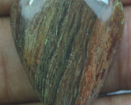 28.15 CT BEAUTIFUL STRIPED JASPER (NATURAL+UNTREATED) X32-112