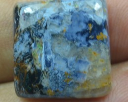 16.15  Cts Pietersite Natural Cabochon x8-45