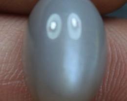 8.25 Moonstone Cabochon Natural Stone x30-112