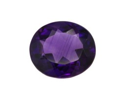 1.74cts Natural Purple Amethyst Oval Shape