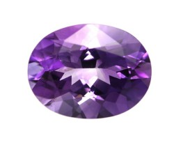 5.89cts Natural Purple Amethyst Oval Shape