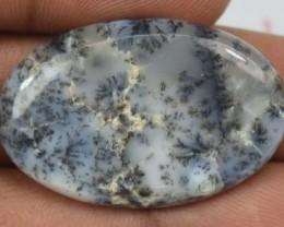 21.80  Cts Dendrite Opal Natural Cabochon x4-297