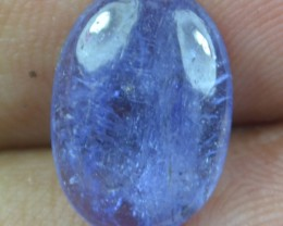 4.20 Ct Tanzanite Cabochon (Natural+Untreated) X39-77
