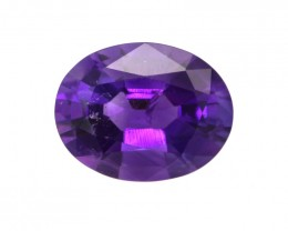 1.68cts Natural Purple Amethyst Oval Shape