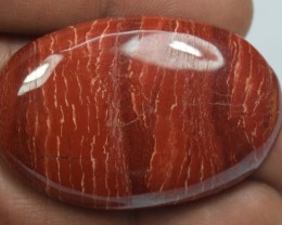 94.50 CT Red Jasper With Agate Beautiful Natural Cabochon x34-144