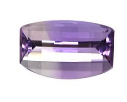 5.94cts Natural Purple Amethyst Fancy Shape