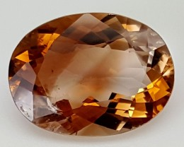 10.45Crt Natural Topaz Top Color Gemstone JITP09