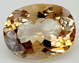 17.40 Crt Natural Topaz Top Color Gemstone JITP10