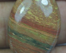 27.05 CT BEAUTIFUL STRIPED JASPER (NATURAL+UNTREATED) X32-123