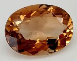 11.20Crt Natural Topaz Top Color Gemstone JITP14